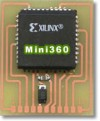 Mini360, mod chip for Xbox 360 (Hitachi-LG)