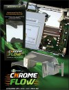 Chrome Flow fan duct replacement for Xbox 360