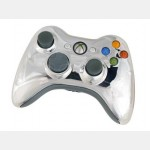 Evolve Face Plate for X360 Controller (Chrome)