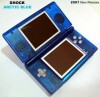 NDS Shock! replacement case DS Lite (Artic Blue)