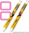 Official 2 touch pen set with Mario and Luigi