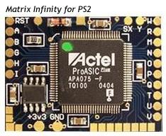 Matrix Infinity Mod Chip For PS2 Genuine