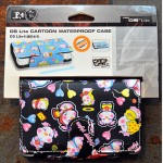 "Cartoon Waterproof Case ""Blackhorns"" for Nintendo DS Lite (Black)"