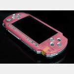 Magic Night Glow Face Plate for PSP Slim (Pink)