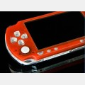 Magic Night Glow Face Plate for PSP Slim (Red)