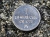 Lithium Cell Battery CR 1220, 3V