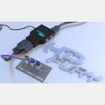 HDfury 3 1080p Full-HD, HDMI 1.3 to Component/RGB Converter (black)