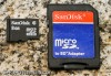 Micro SD 8Gb HC memory module, SanDisk