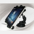 Universal Car Windshield Swivel Mount for iPad