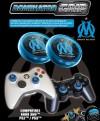 Dominator Grip Resistance Thumb Sticks, 2-pack, blue