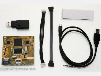 x360dock, USB ISO Loader mod chip (ODE) for XBox 360