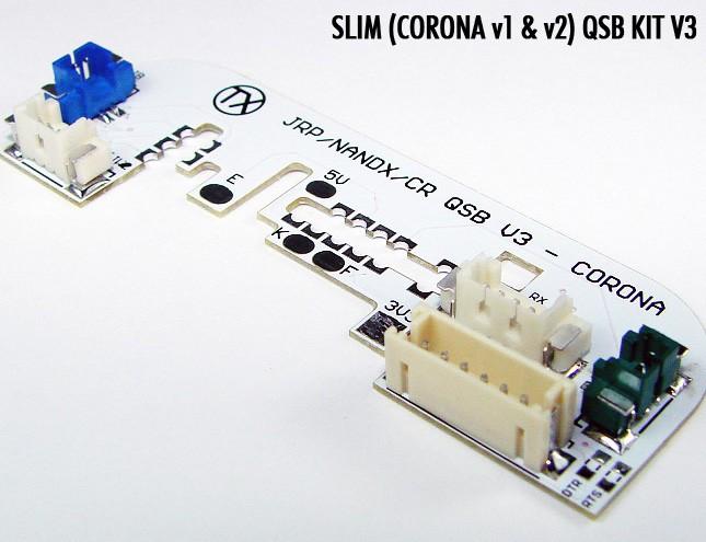 x360 Ace V3 + TX Corona QSB v3 compatible? : 360hacks