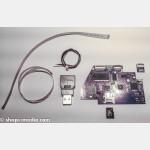 3k3y SLIM / Super SLIM ODE, complete kit for PS3 Slim consoles