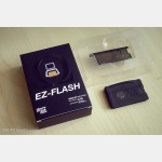 EZ Flash Omega, GBA/NDS/NDSLite flashkort med direct save