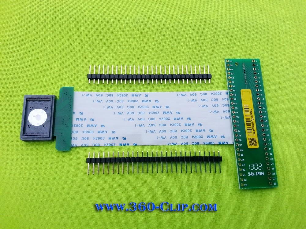 Repair parts & tools : Uni-clip Universal CLIP for 48Pin