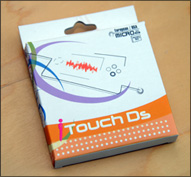 iTouch Ninedo DS lonker / flash cart / movie player