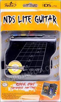 Guitar Gero for Nintendo DS Lite