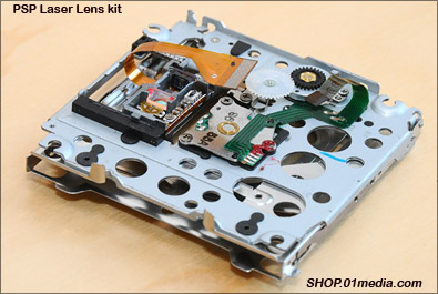 PSP Laser Lens kit