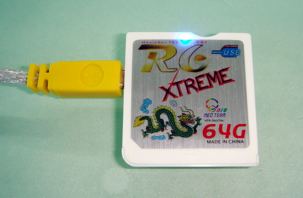 R6 Xtreme 64G NDS linker