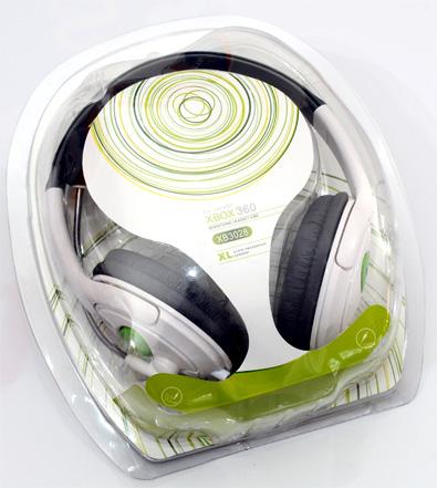 Xbox 360 Head set
