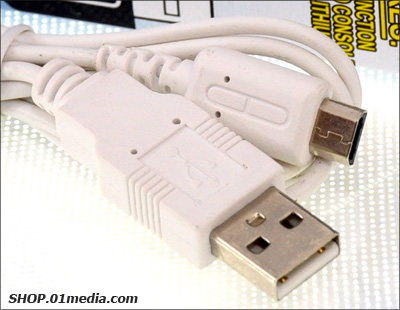USB cable for Nintendo DS Lite