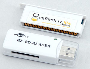EZF4 Lite - EZ Flash 4 Lite (Micro SD)