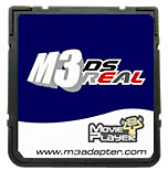 M3 DS Real Slot-1 cart