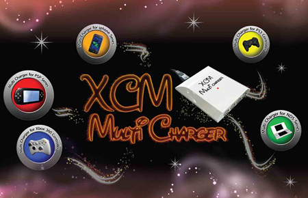 XCM Universal USB charger