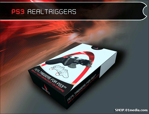 Real Triggers for Sony PS3