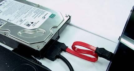 PS3 SATA hard driver adapter