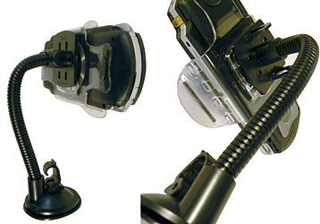 Hands free car mount for PSP (cradle holder)