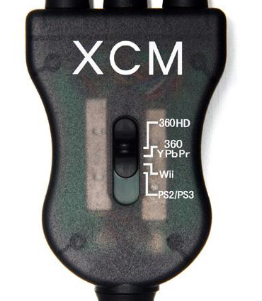 XCM Multi-Console Component Cable v3 - universal