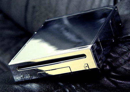 I-Case for Wii (Black Knight)